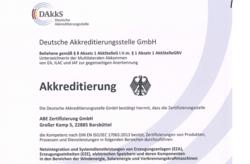 Akkreditierung der neuen VDE-AR-N 41er Reihe<br /> © ABE Zertifizierung GmbH