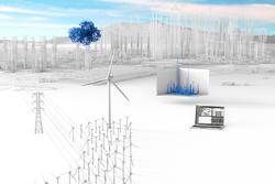 Windenergie 5.0: Im digitalen Energiesystem sparen Betreiber Kosten, wenn fünf Komponenten der Automatisierung harmonisch zusammenarbeiten<br /> © Bachmann electronic GmbH
