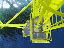 Das Bachmann SHM Team unterstützt SHM Offshore-Projekte mit erfolgreichen, lebensverlängernden Strukturen.<br /> © Bachmann electronic