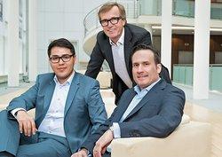 Neues Management Team von Capcora<br /> © Capcora