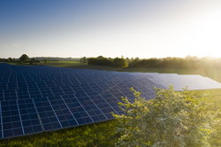 Solar project of MKM Invest Group<br /> © Enerparc