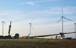 Windpark Wansleben<br /> © OSTWIND