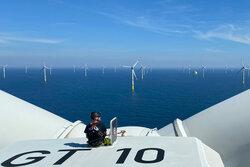 Deutsche WindGuard Inspection ist Prüfsachverständiger im Windpark Global Tech I.<br /> © Deutsche WindGuard