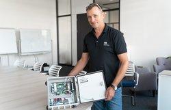 Die Deutsche Windtechnik hat erfolgreich die Baumusterprüfung für ihr BNK-System bestanden<br /> © Photo credit, Deutsche Windtechnik AG