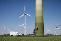 Die polnische Einheit der Deutschen Windtechnik begann den Service für 21 Enercon E82 Windturbinen im Januar 2021.<br /> © Deutsche Windtechnik/Dominik Obertreis