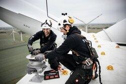 Deutsche Windtechnik is well-positioned for future growth onshore and offshore.<br /> © Deutsche Windtechnik