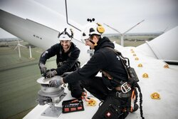 Die Deutsche Windtechnik ist auch für die Zukunft gut aufgestellt, um on- wie offshore weiter zu wachsen.<br /> © Deutsche Windtechnik