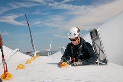 Die Dienstleistungen für Anlagen der Senvion-Technologie baut die Deutsche Windtechnik weltweit aus.<br /> © Deutsche Windtechnik AG