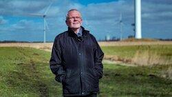 EE.SH-Projektmanager Holger Arntzen organisiert die windWERT<br /> © Thorsten Schicke