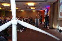 Auditorium der Onshore-Windenergie-Konferenz windWERT<br /> © S.Clorius / EE.SH