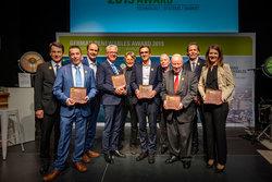 Preisträger des German Renewables Awards 2019 (EEHH GmbH)<br /> © Erneuerbare Energien Hamburg Clusteragentur GmbH