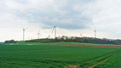 Windpark Villers-le-Tourneur<br /> © Energiequelle GmbH
