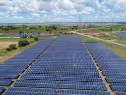 Solarpark Kurnool<br /> © Greenko