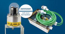 procandela pro100XS-IR AVV und proIR-AVV Nachrüstset<br /> © ENERTRAG Systemtechnik GmbH