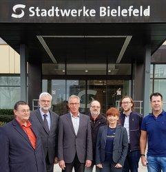 ENERTRAG WindStrom zu Gast bei Stadtwerke Bielefeld<br /> © ENERTRAG WindStrom GmbH