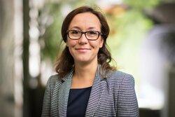 Portrait Miriam Bordonaro, Leiterin der Technischen Betriebsführung, ENERTRAG Betrieb<br /> © ENERTRAG AG
