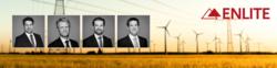 v.l.n.r.: Michael Bläsen, Dr. Thorsten J. Granzow, Dr. Robert van de Sandt, Mischka Stollner<br /> © ENLITE® Management & Engineering GmbH