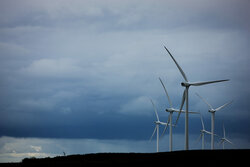 Bewährter Anlagentyp ergänzt EWE-Portfolio: 14 Windräder vom Typ Vestas V 90<br /> © Vestas Wind Systems AS