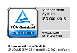© TÜV Rheinland, GP JOULE Service GmbH & Co. KG