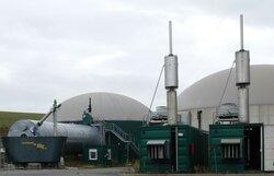 Biogasanlage Alterode<br /> © greenValue GmbH