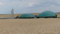 Biomethananlage Erdeborn – Energieerzeugung rund um die Uhr<br /> © greenValue GmbH