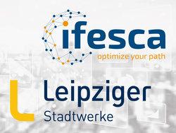 ifesca und Leipziger Stadtwerke bringen die Digitalisierung gemeinsam voran<br /> © ifesca GmbH
