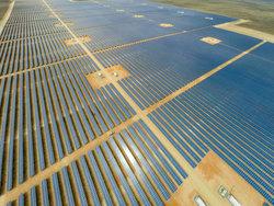 86 MW juwi Solarpark in Prieska / Südafrika<br /> © juwi AG