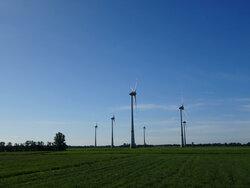 Windpark Detern<br /> © Windpark Detern Süd GmbH & Co. KG