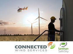 © Lanthan Safe Sky GmbH / Connected Wind Services Deutschland GmbH