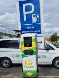 NBB Windpower ist Ladesäulen-Spezialist<br /> © NBB Windpower GmbH