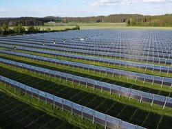 Solarpark Donaueschingen-Aasen<br /> © Next2Sun GmbH