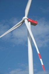 NOTUS-Windenergieanlage bei Stahnsdorf mit 5,7 MW Nennleistung<br /> ©  NOTUS energy Plan GmbH & Co. KG