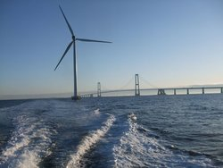 Dänischer Offshore-Windpark Sprogø<br /> © European Energy A/S