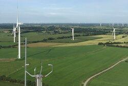 Mit der Vertragsunterzeichnung für das BNK System © Parasol im Windpark Blye bei Großenwiehe steigen die Chancen auf größere Synergien ...<br /> © Parasol GmbH & Co.KG