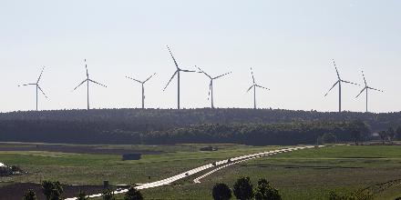 Schweizer Anlagestiftung erwirbt Bayerns größten Waldwindpark
