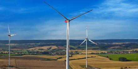 Gigant der Effizienz: VSB und Nordex nehmen 4,5 MW Windrad in Betrieb