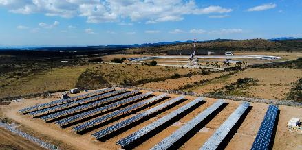 NOTUS energy nimmt ersten Solarpark in Mexiko in Betrieb
