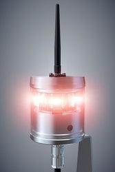Neues AVV-konformes Infrarot-Gefahrenfeuer der Quantec Signals<br /> © Quantec Signals GmbH