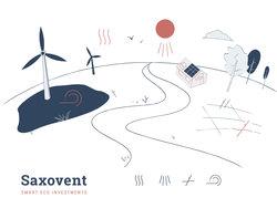 BU: Saxovent unterstreicht strategischen Geschäftsfeld-Ausbau mit neuem Corporate Design<br /> © Saxovent Ökologische Investments GmbH & Co. KG