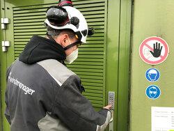 IntelliLock ermöglicht Betreibern volle Transparenz und Kontrolle beim Anlagenzutritt<br /> © H. Timm Elektronik GmbH