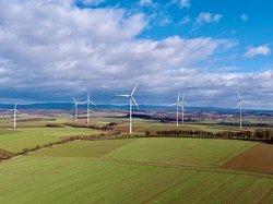 Mit dem UKA-Windpark Gieboldehausen erweitert die Encavis Asset Management AG ihr Portfolio um 28,5 Megawatt.<br /> © UKA Umweltgerechte Kraftanlagen GmbH & Co. KG