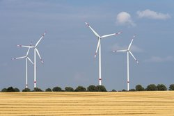 Der Energieparkentwickler UKA hat den Windpark Parchim V an Commerz Real verkauft.<br /> © Ulrich Mertens