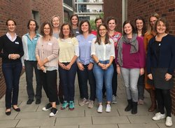 Mentorinnen und Mentees des Women of Wind Energy Mentoring Programms<br /> © Women of Wind Energy Deutschland e.V.