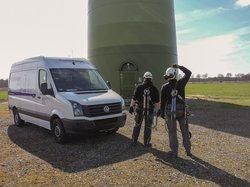 wpd windmanager übernimmt Betriebsführung des Windparks Plouguin für wiwi consult<br /> © wpd windmanager GmbH & Co. KG