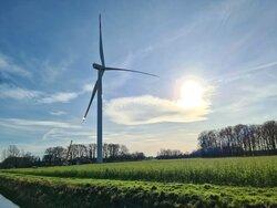 wpd windmanager überimmt die Betriebsführung des Windparks Häger Sandruper See<br /> ©  wpd windmanager GmbH & Co. KG