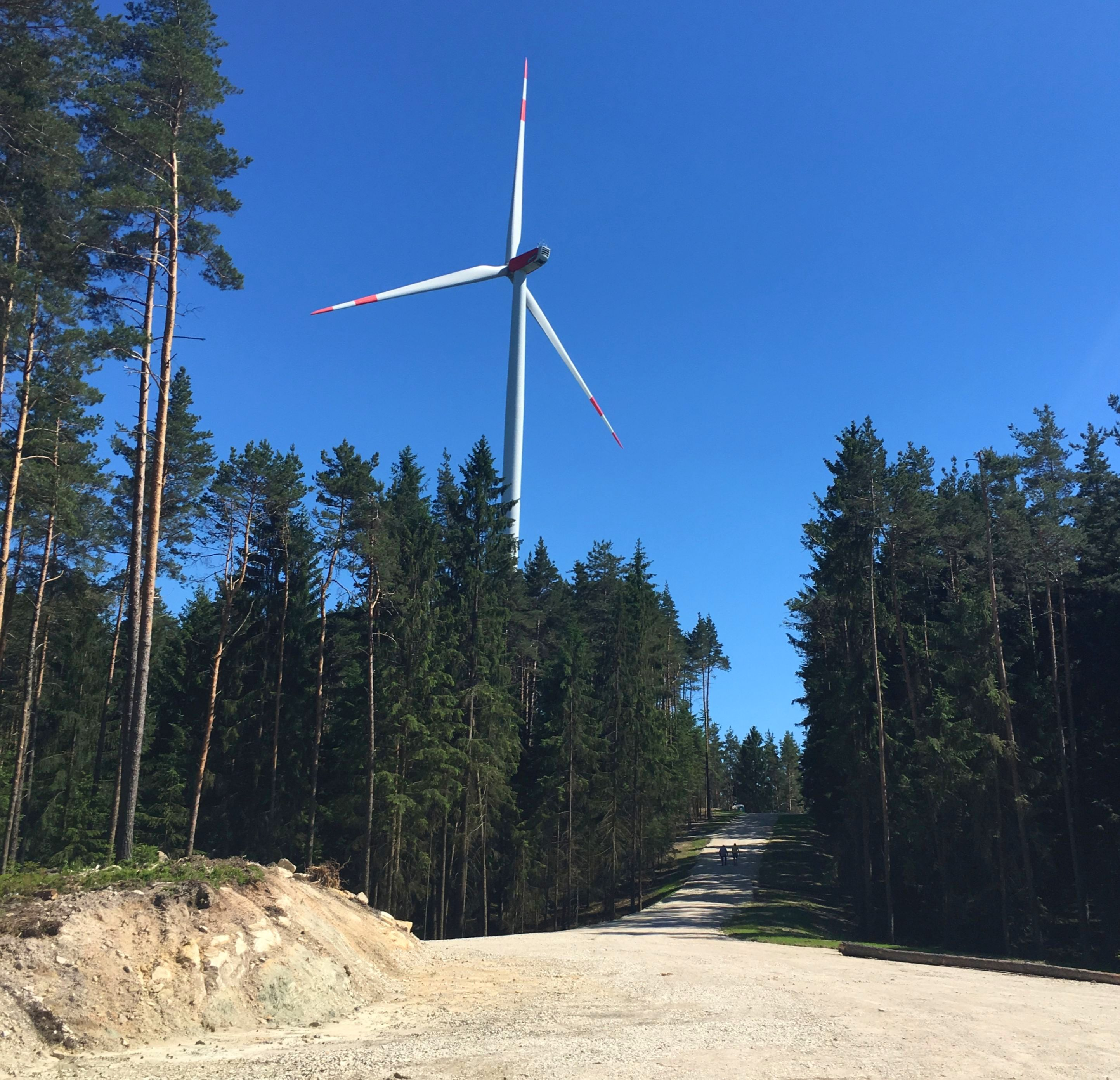 Baywa R E Sells Wind Farm To Energy Cooperative New In