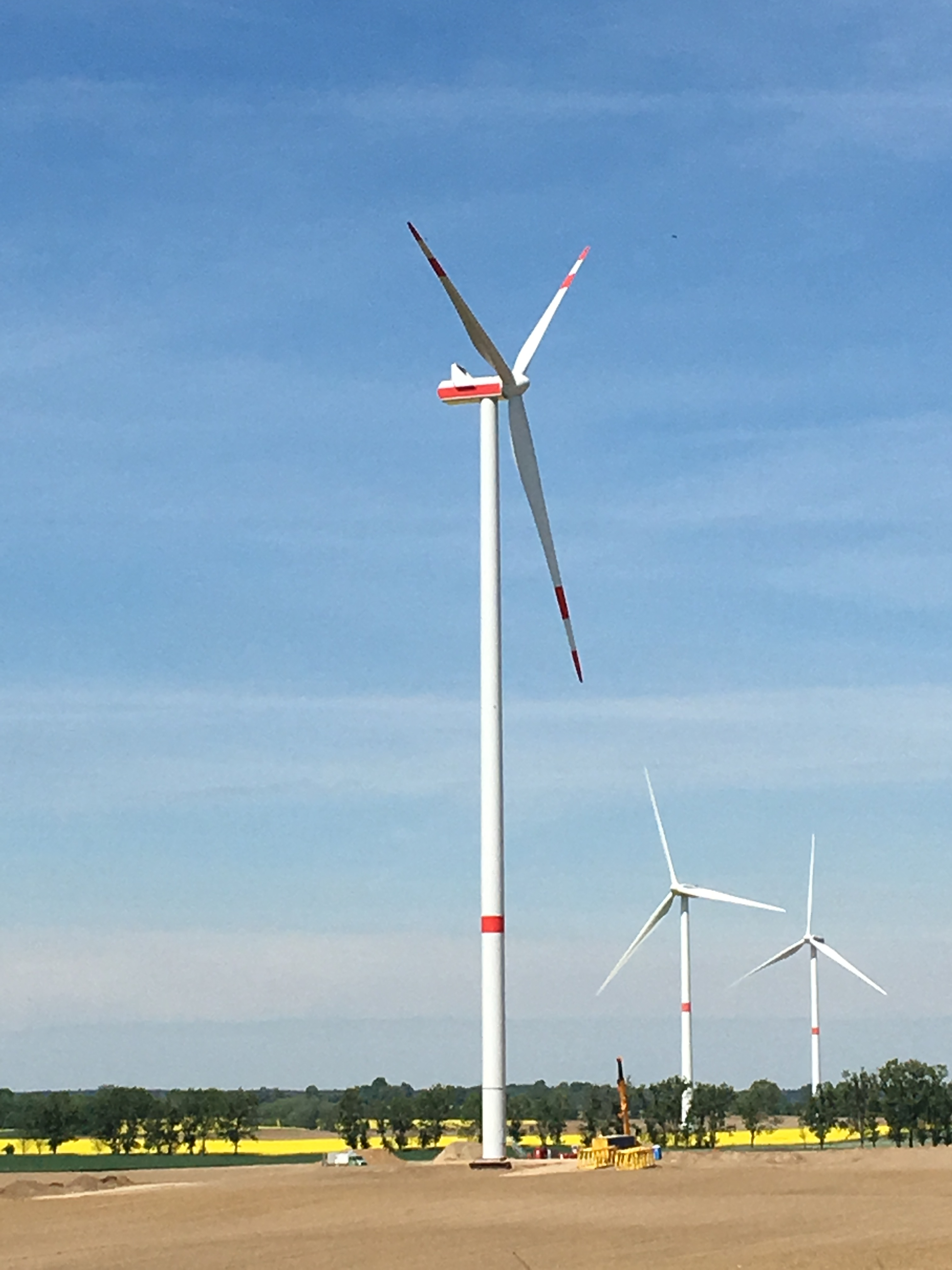 Cee Group Acquires A Further Wind Farm In Brandenburg From European Power Energy S