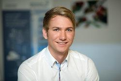 """Melf Lorenzen, Geschäftsführer der """"Deutschen Windtechnik Inc."""" in den USA<br /> © Bildnachweis Deutsche Windtechnik"""