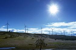 Nordex Windpark in Australien<br /> © Nordex SE